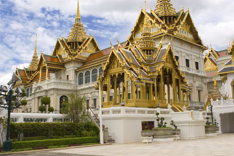 Thailand's temple stock photography