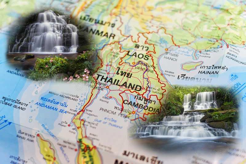 thailand siklawa zdjęcie royalty free