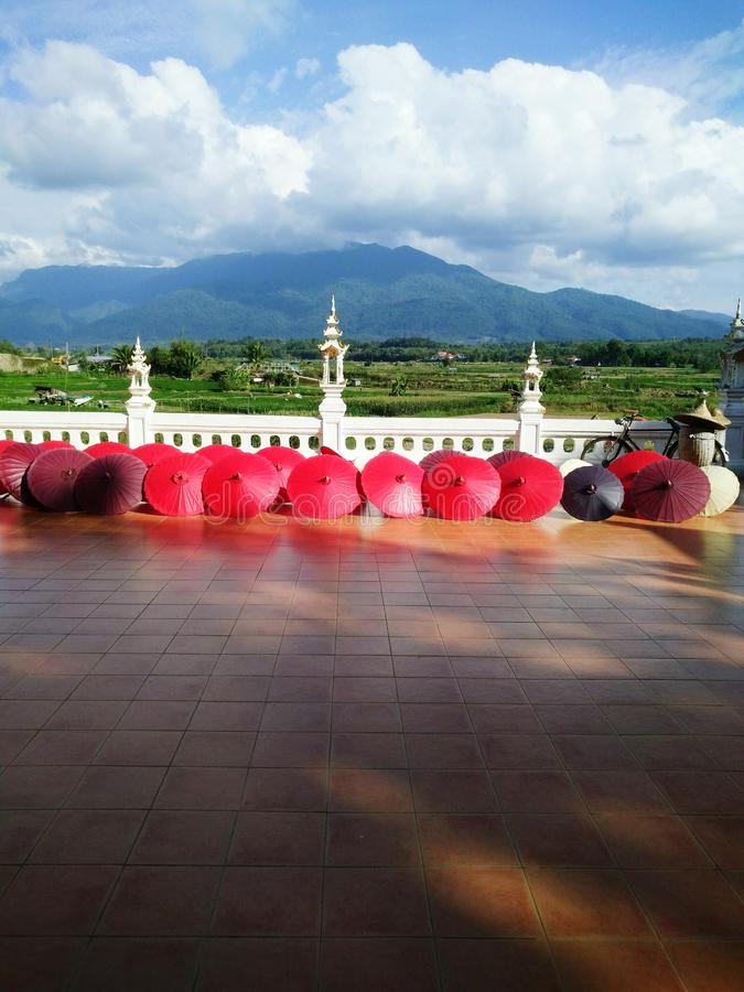 Watsrimongkon royalty free stock photos