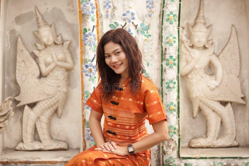thailand som ska välkomnas arkivfoto