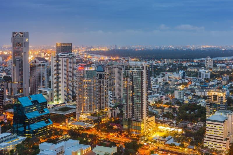 Thailand-Stadt stockbild