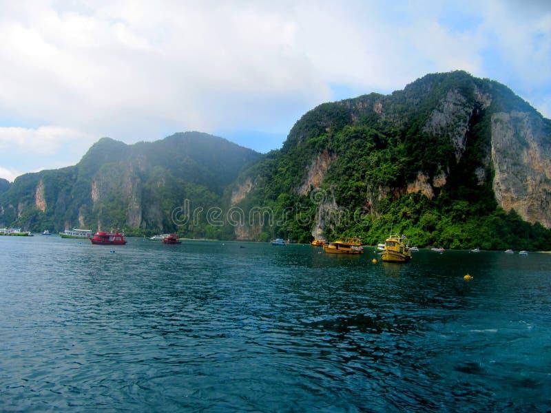 Thailand-Strand Asien stockfoto