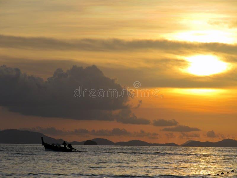 Thailand-Strand Asien stockbild