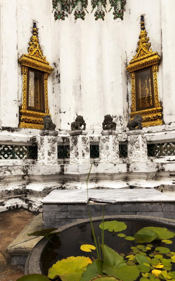 thailand Stupa Royal Palace photo stock