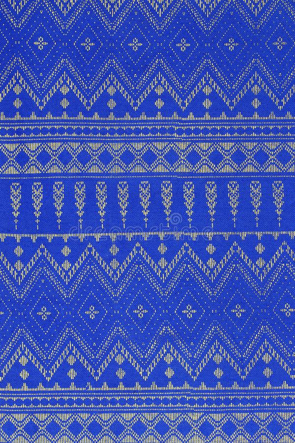 Thailand style rug surface close up vintage fabric is made of ha royalty free stock photo