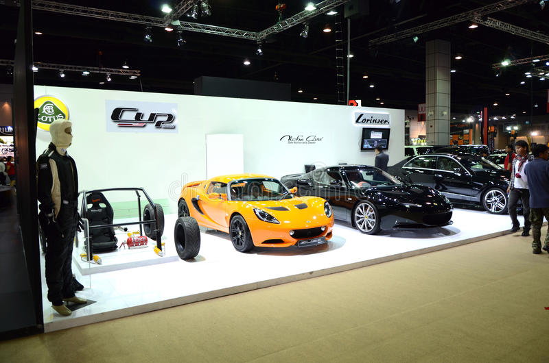Download Thailand Super Car & Import Car Show Editorial Stock Image - Image: 24801149