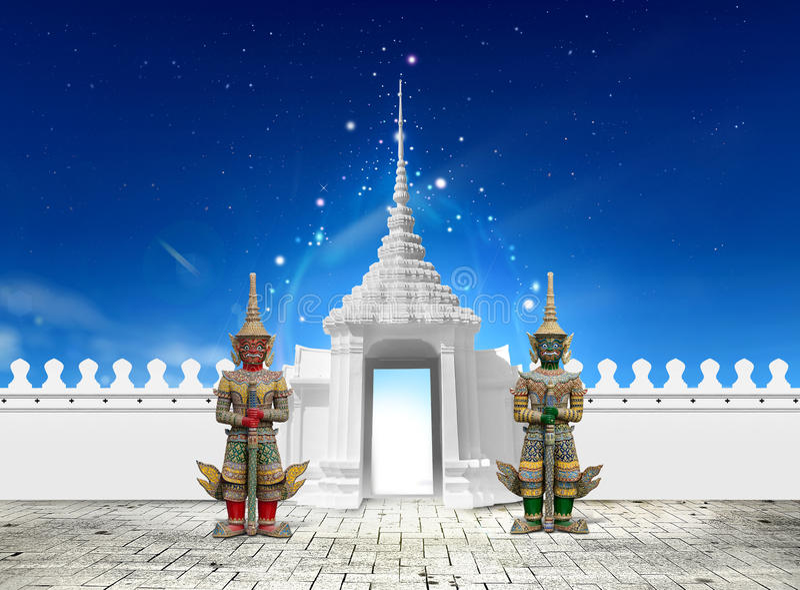 Thailand Travel Royalty Free Stock Photography
