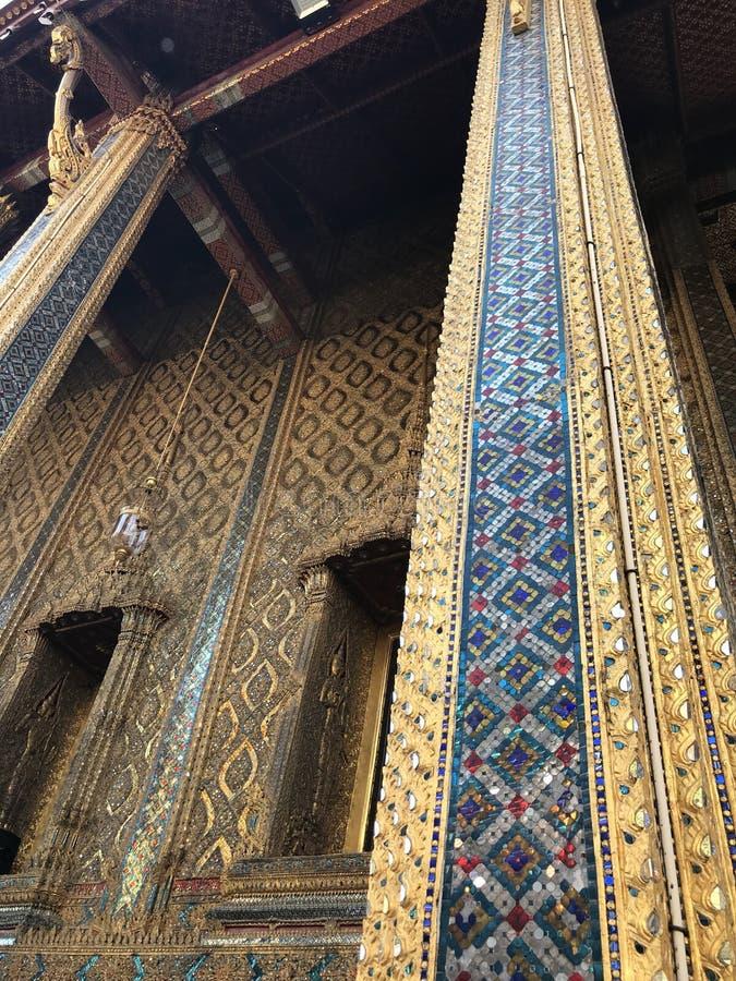 Bangkok temple royalty free stock photos