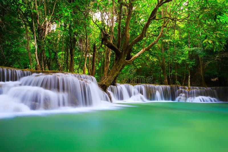 Download Thailand Waterfall In Kanjanaburi Stock Image - Image: 27770395