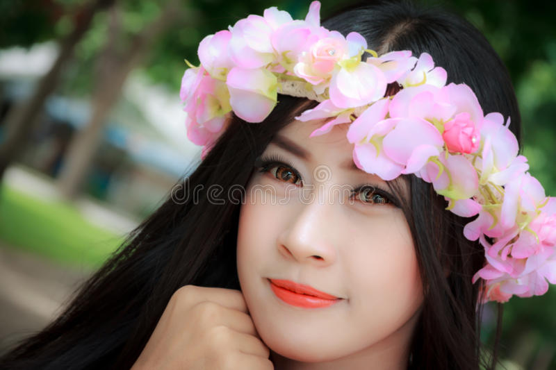 Thailand woman stock photography