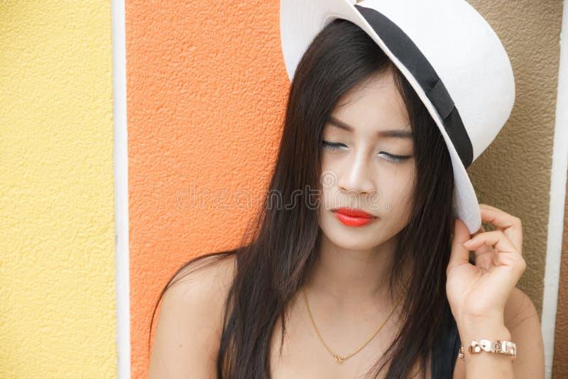 Thailand women royalty free stock image