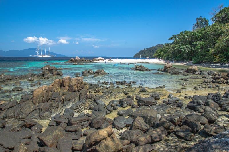 Thailands plaże zdjęcia stock