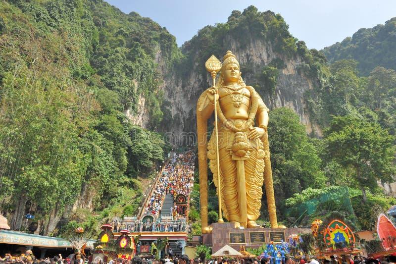 thaipusam стоковая фотография rf