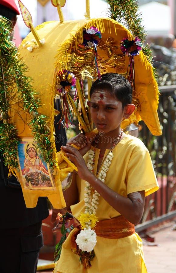 thaipusam royaltyfria foton