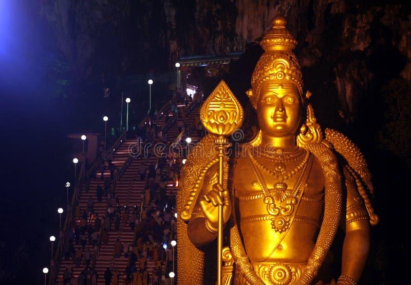 thaipusam arkivfoto