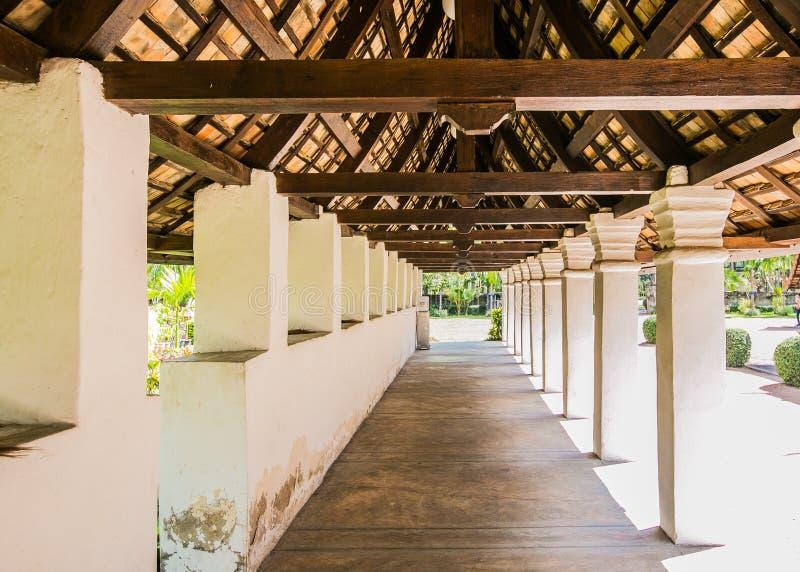 Thais świątynia obrazy stock