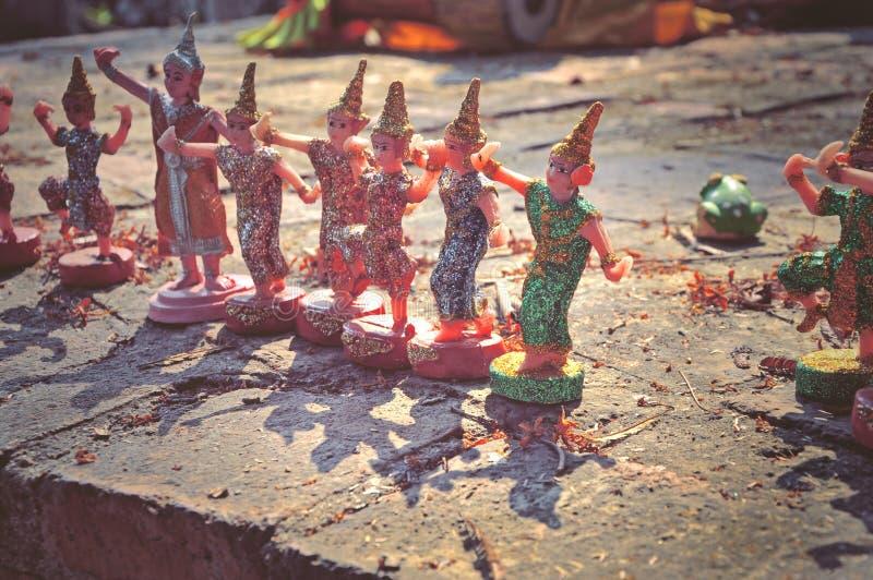 Thais speelgoed royalty-vrije stock afbeeldingen