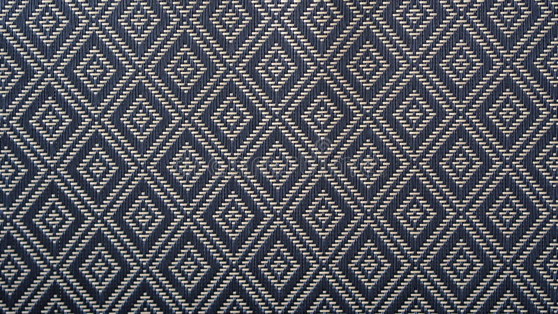 Thais tapijt royalty-vrije stock foto