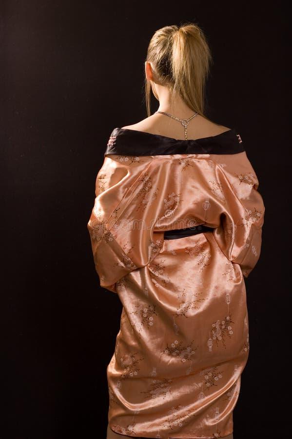 Thais zijdevest stock foto