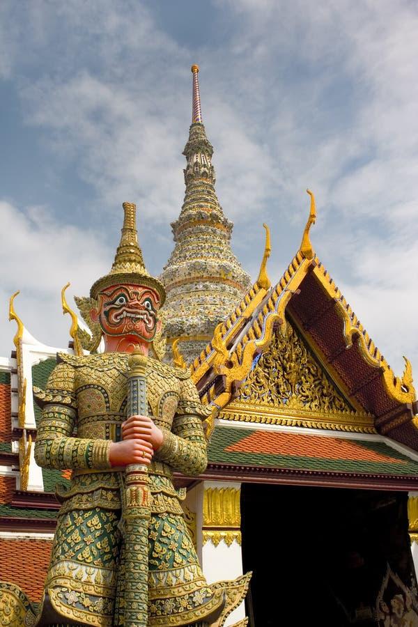 Thaise Architectuur Hertitage stock fotografie