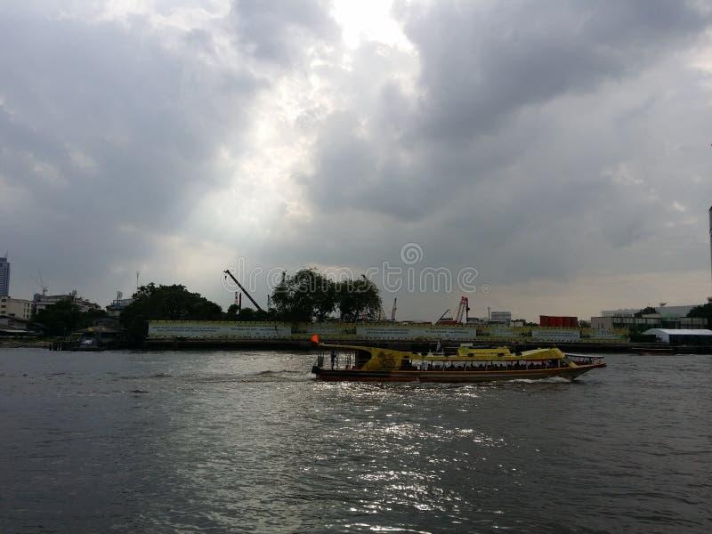 Thaise boot stock afbeeldingen