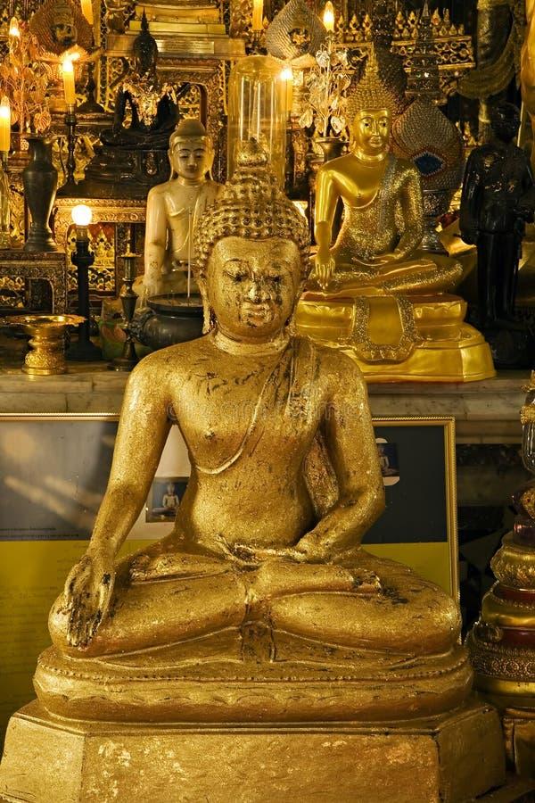 Thaise Buddhas royalty-vrije stock foto's