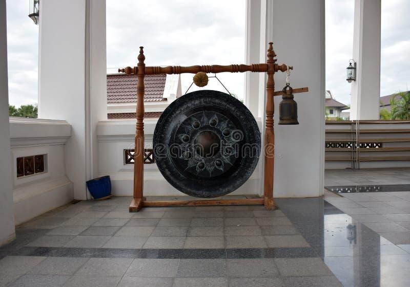 Thaise gong royalty-vrije stock afbeeldingen