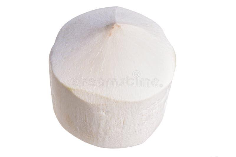 Thaise kokosnoot royalty-vrije stock foto