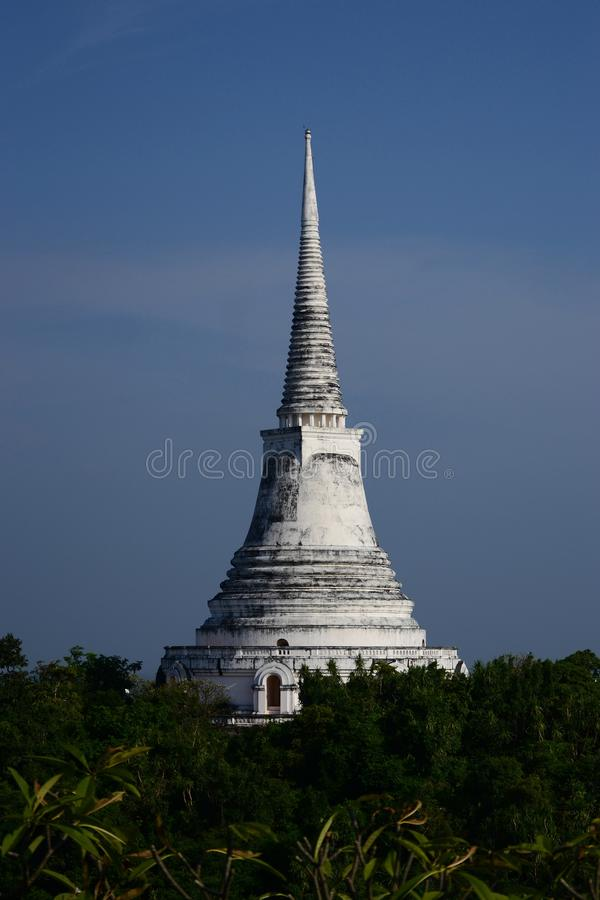 Thaise Pagode royalty-vrije stock foto