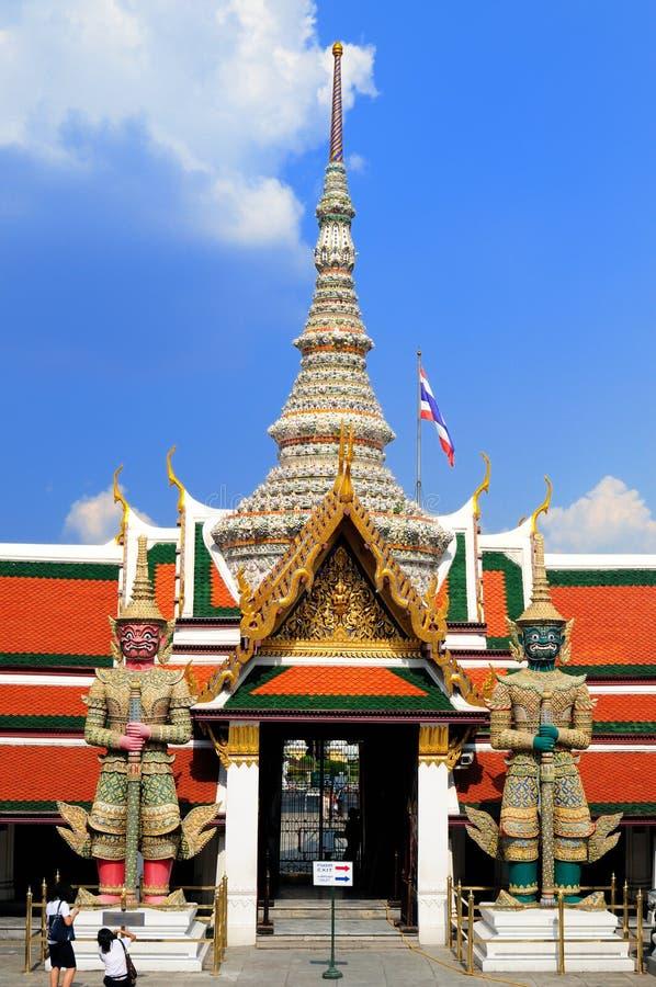 Thaise Reuzen stock fotografie