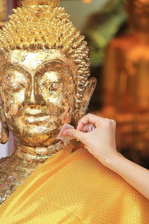 Thaise Traditie stock foto