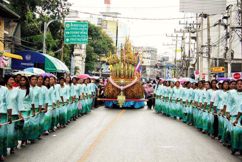 Thaise Traditie stock fotografie