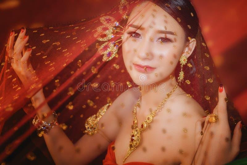 Thaise Traditionele Kleding royalty-vrije stock fotografie