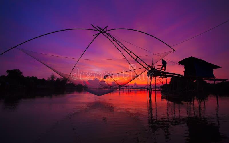 Thale Noi Waterfowl Park fotografía de archivo libre de regalías