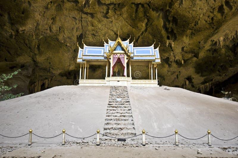 Tham Phraya Nakhon stockbild