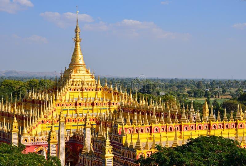 Thambuddhei Paya stockbilder