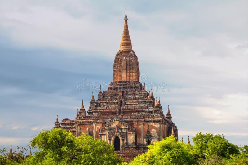 Thambula Temple Stucco Détails Delicate - Élégant photo stock