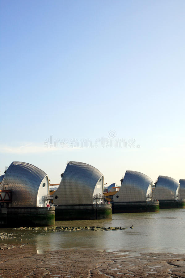 Download Thames Barrier stock photo. Image of england, storm, safety - 11473076