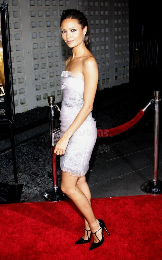 Thandie Newton photo stock
