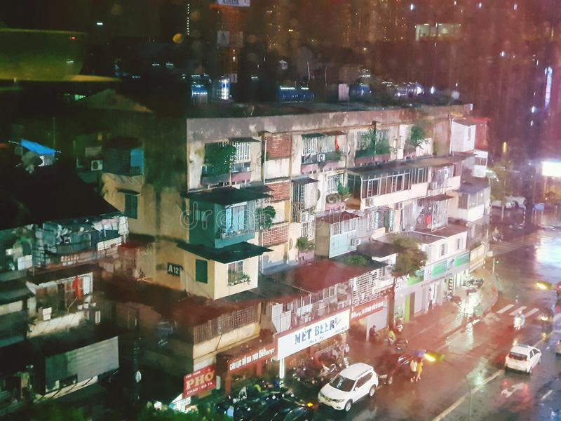 Thanh pho 库存图片