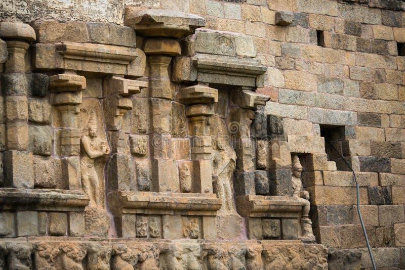 Thanjavur świątynia obrazy royalty free
