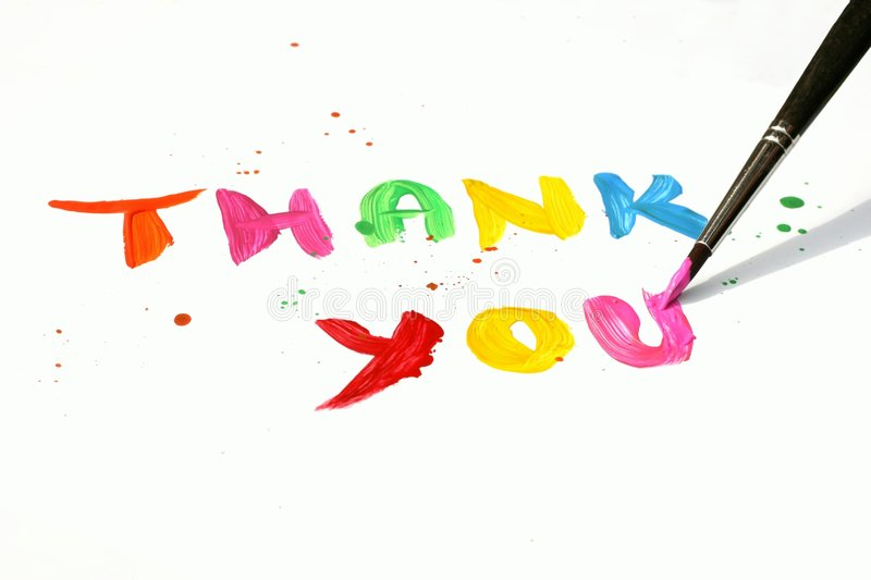 Download Thank you stock photo. Image of grateful, greet, little - 5951520