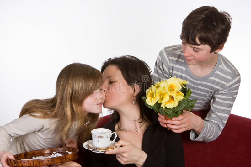 Thank you for the coffee stock image