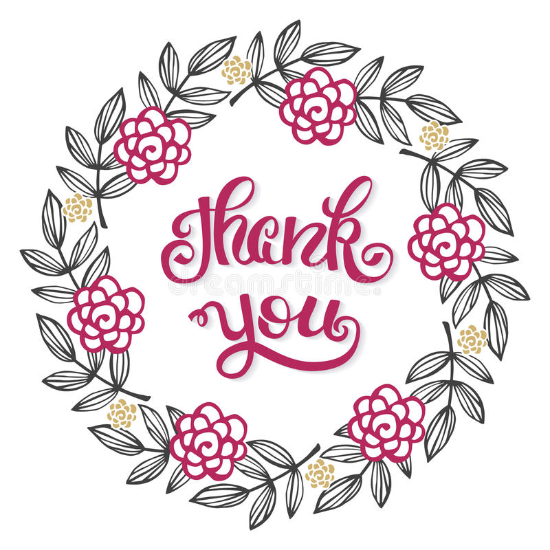 Thank you hand lettering sign for a card template thanksgiving download thank you hand lettering sign for a card template thanksgiving cards calligraphy maxwellsz