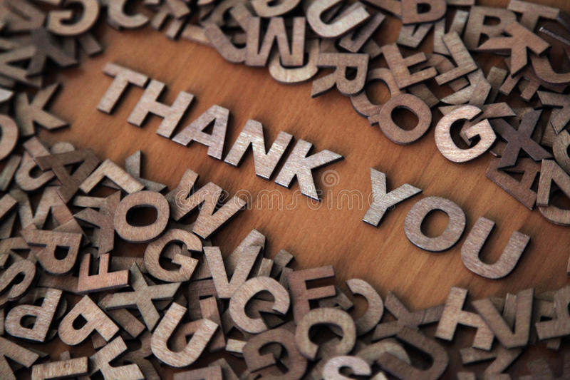 Download Thank You stock image. Image of sign, shadow, bold, design - 68665429