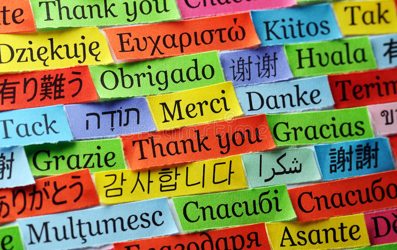 Download Thank You stock image. Image of chinese, merci, backgrounds - 40787593