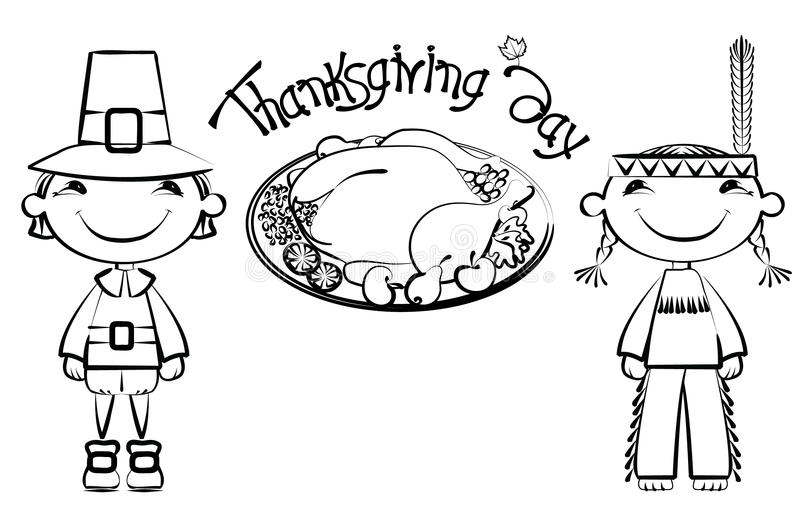 Thanksgivind day royalty free stock images