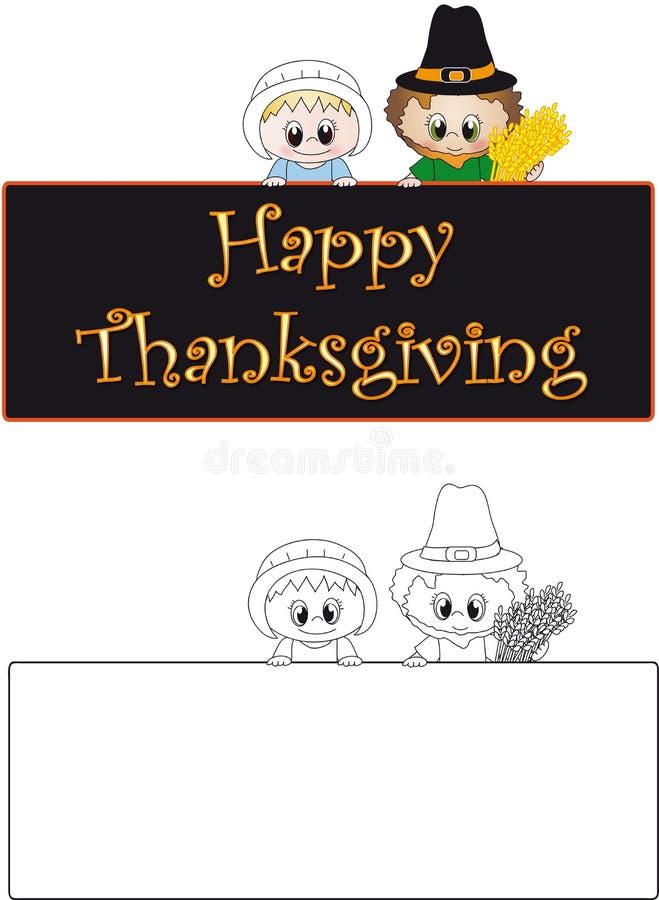 Download Thanksgiving stock illustration. Illustration of ticket - 15513201