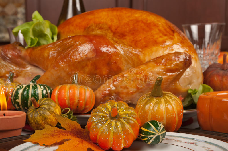 Download Thanksgiving stock photo. Image of roasted, celebration - 27432042