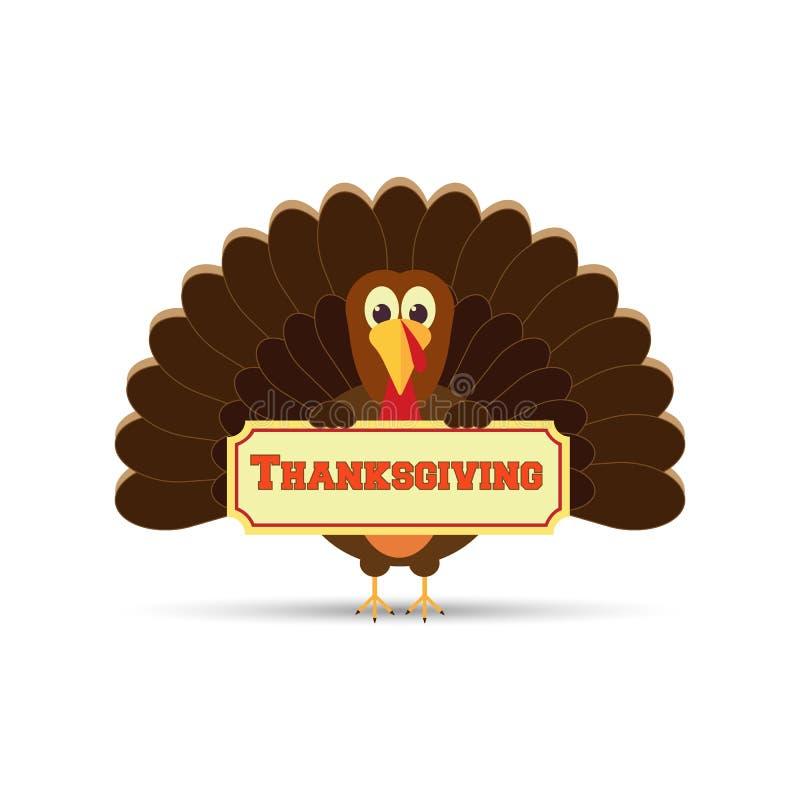 thanksgiving lizenzfreie abbildung